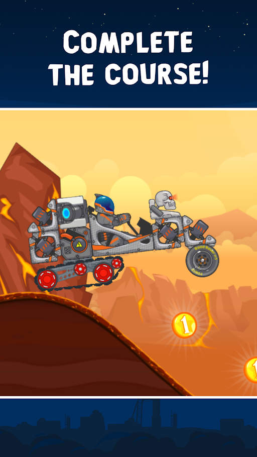 RoverCraft Race Your Space Car Mod Apk