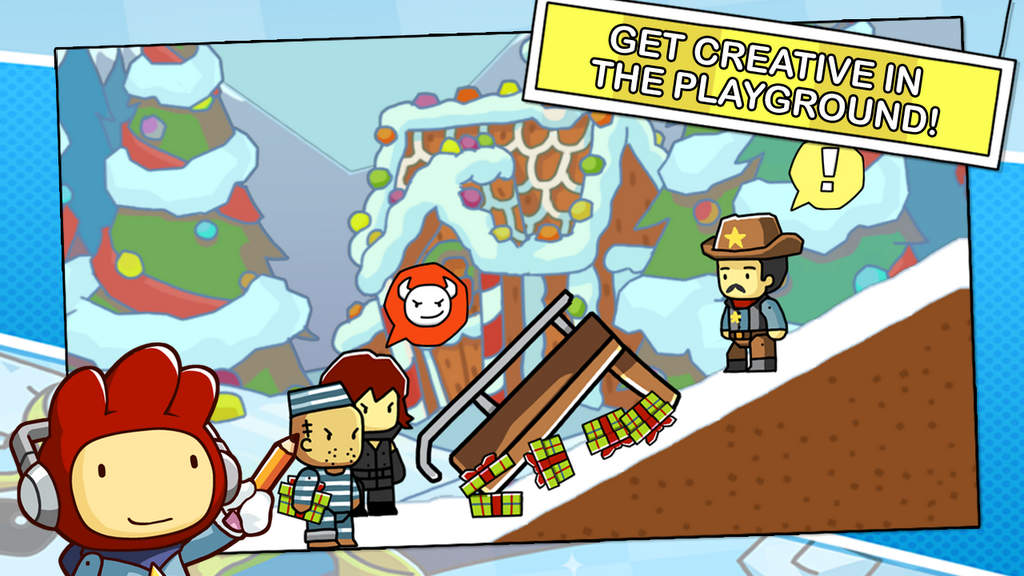 Scribblenauts Remix Apk Download