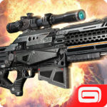 Sniper Fury Mod Apk + Obb v3.9.0h Download Latest