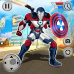 Superhero Captain City America Rescue Mission Apk v1.0