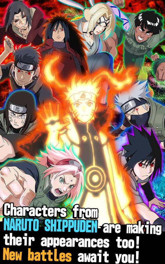 Naruto world of ninjas android