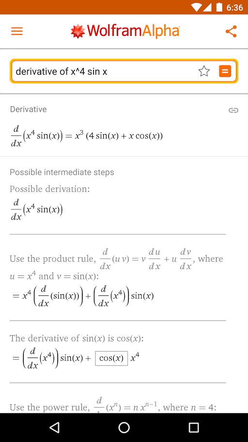 Wolfram Alpha Apk