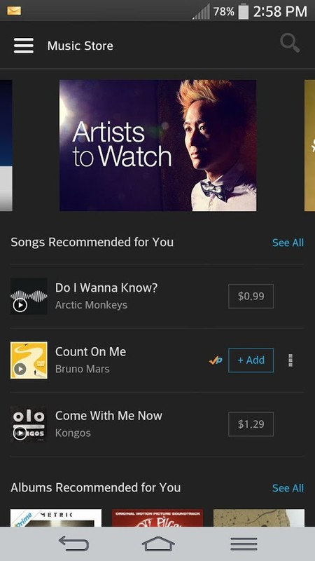 Amazon Music with Prime Music Apk