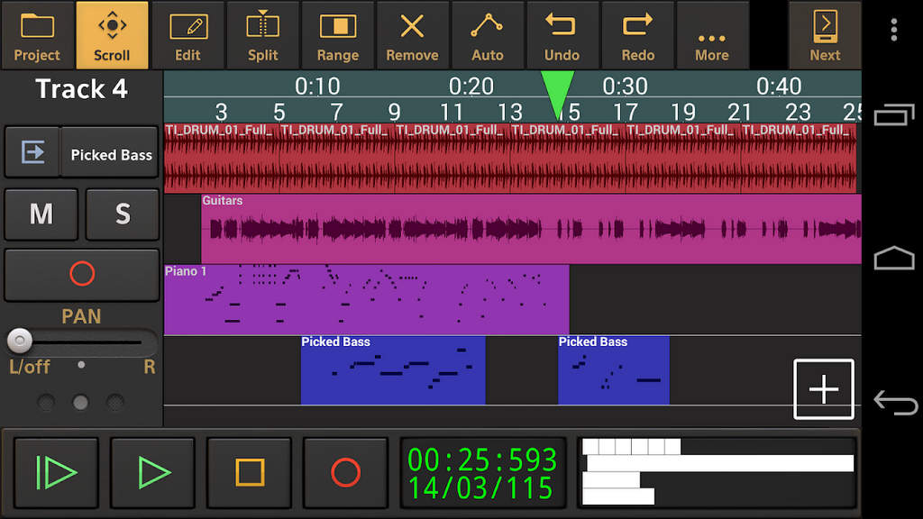 Audio Evolution Mobile Studio Apk