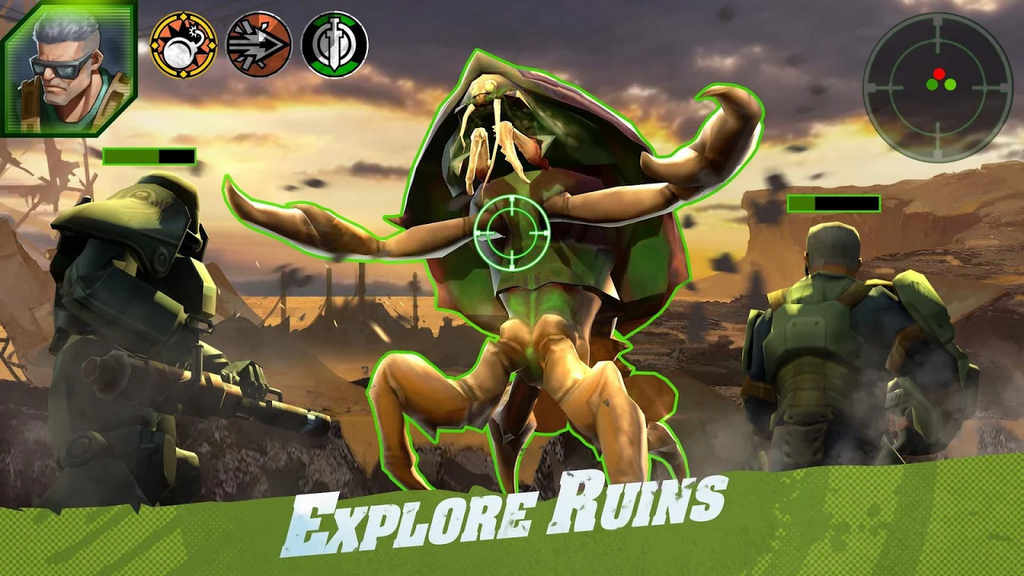 Doomwalkers Survival War Apk
