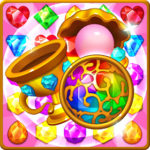 Jewels fantasy : match 3 puzzle v1.0.32 Mod Apk
