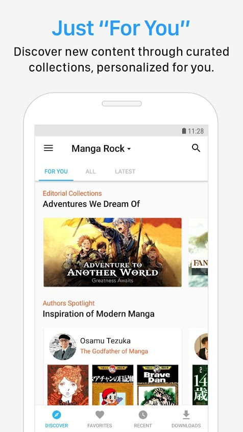 Manga Rock Full Version Apk