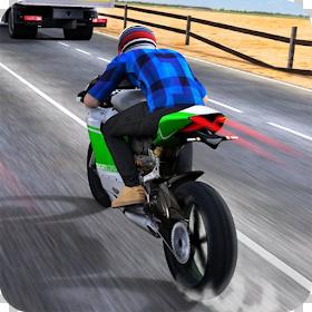 Moto Traffic Race Mod Apk