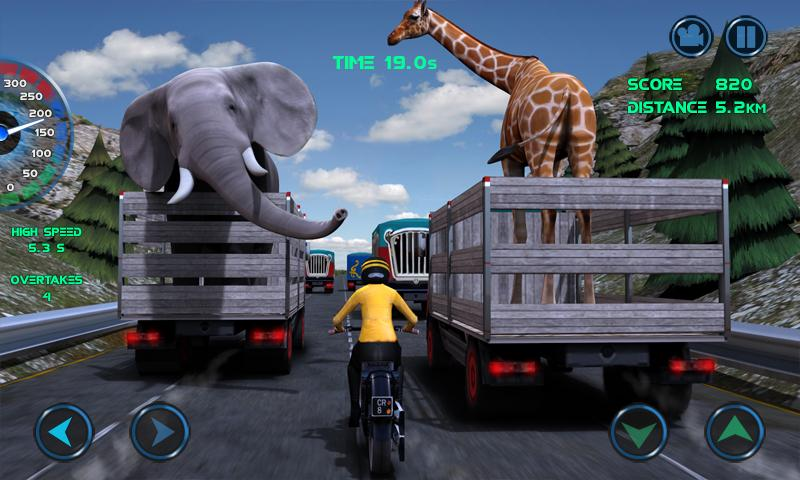 Moto Traffic Race Mod Apk