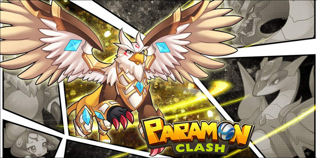 Paramon Clash Family fun games Apk