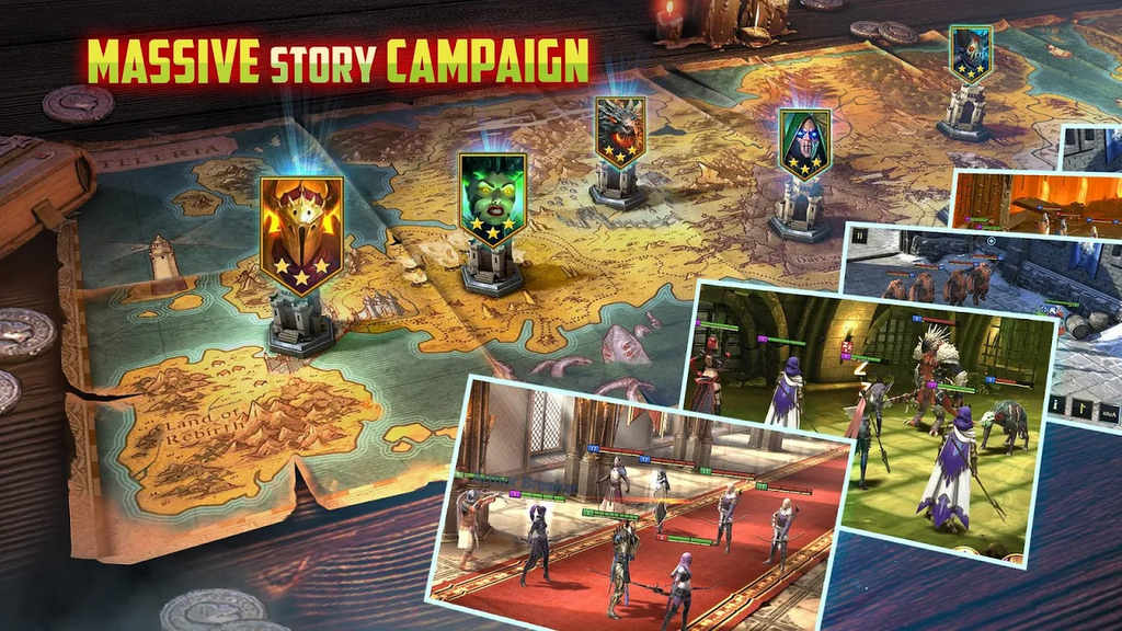 RAID Shadow Legends Apk