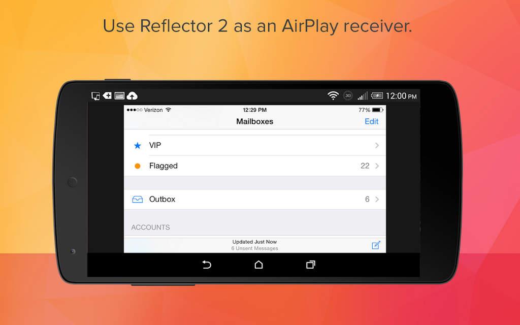 Reflector 2 Apk