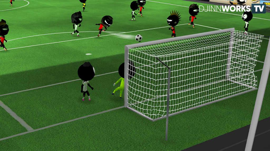 Stickman Soccer 2018 Apk