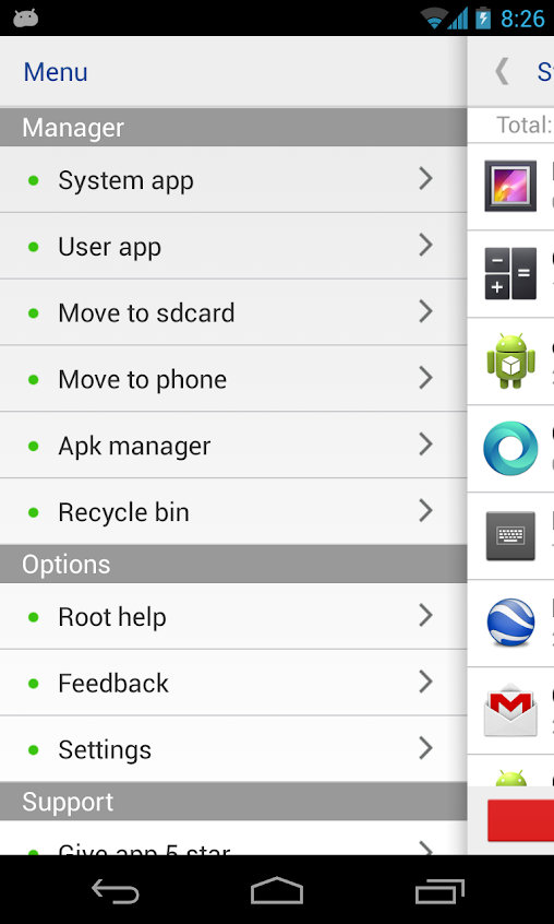 System app remover Pro Apk