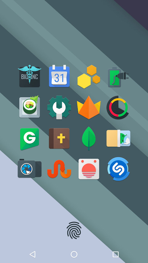 Urmun - Icon Pack Apk