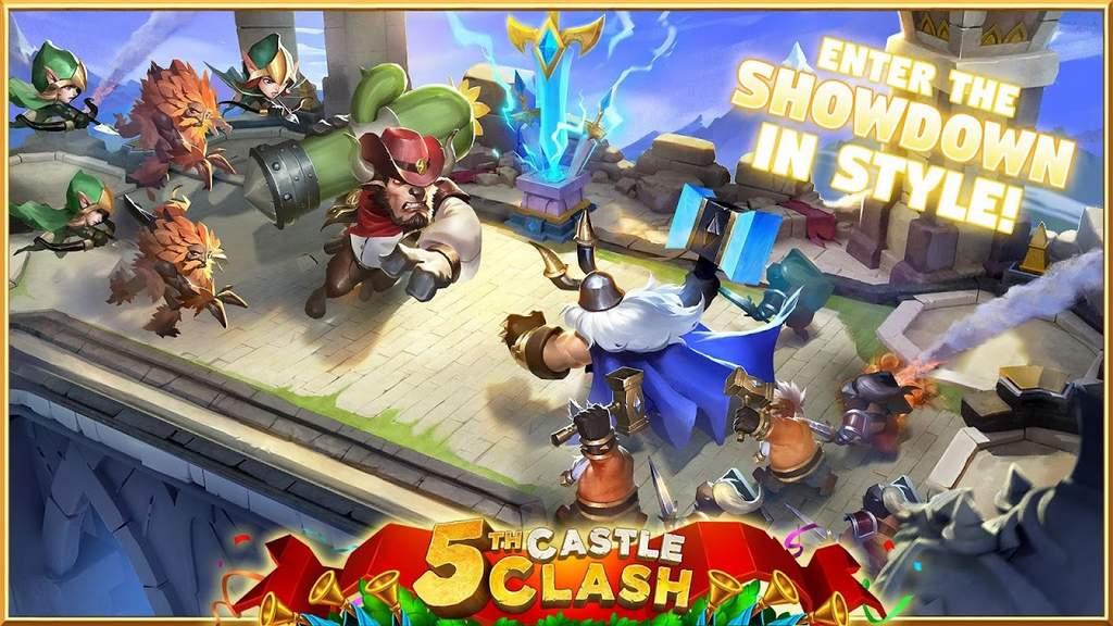 Castle clash hack  !!! NO ROOT - YouTube