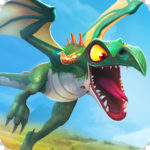 Hungry Dragon Mod Apk + Obb v2.10 b432 Full Download