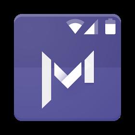 Material Status Bar Pro Apk
