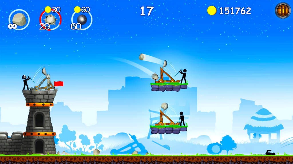 The Catapult Mod Apk