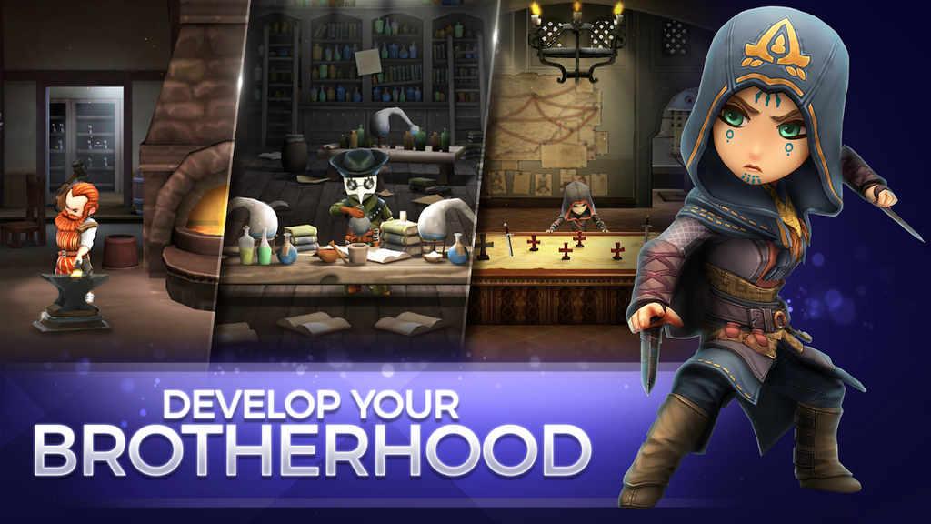 Assassin's Creed Rebellion Apk