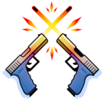 Double Guns Mod Apk v1.1.1 Full Download