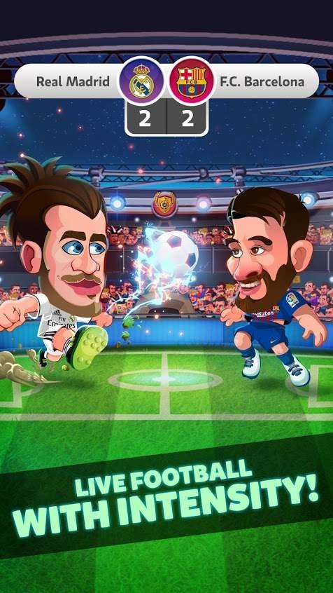 Head Soccer LaLiga 2019 Mod Apk