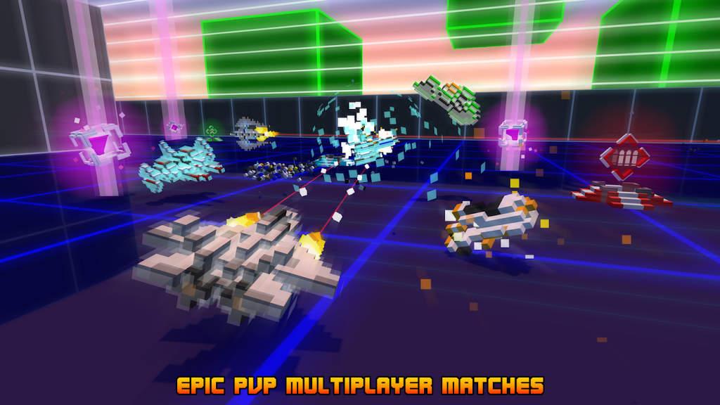 Hovercraft Battle Arena Apk