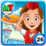 My Town Airport Apk v1.02 Full Download Latest