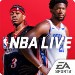 NBA LIVE Mobile Basketball Apk v4.4.00 (Full)