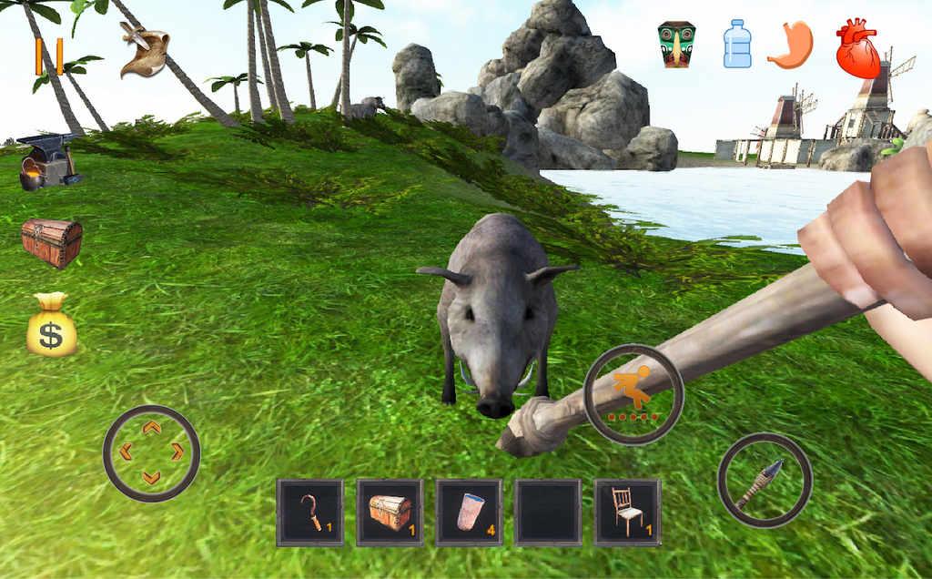 Raft Survival Ultimate Mod Apk