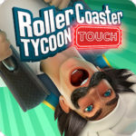 RollerCoaster Tycoon Touch Mod Apk v3.12.0 Unlimited