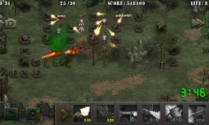 Soldier of Glory Halloween Pro Apk