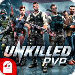 UNKILLED Zombie Multiplayer Shooter Mod Apk v2.0.8 Obb