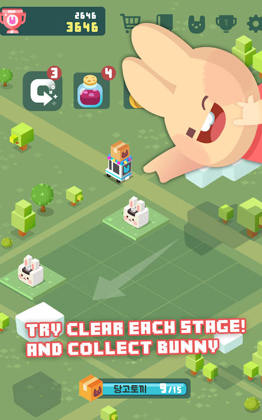 [VIP] 2048 Bunny Maker bunny city building Apk