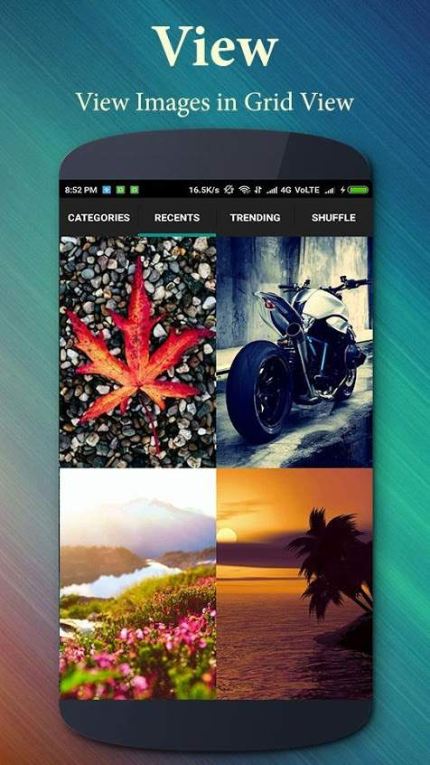4K Wallpapers and Ultra HD Backgrounds Apk