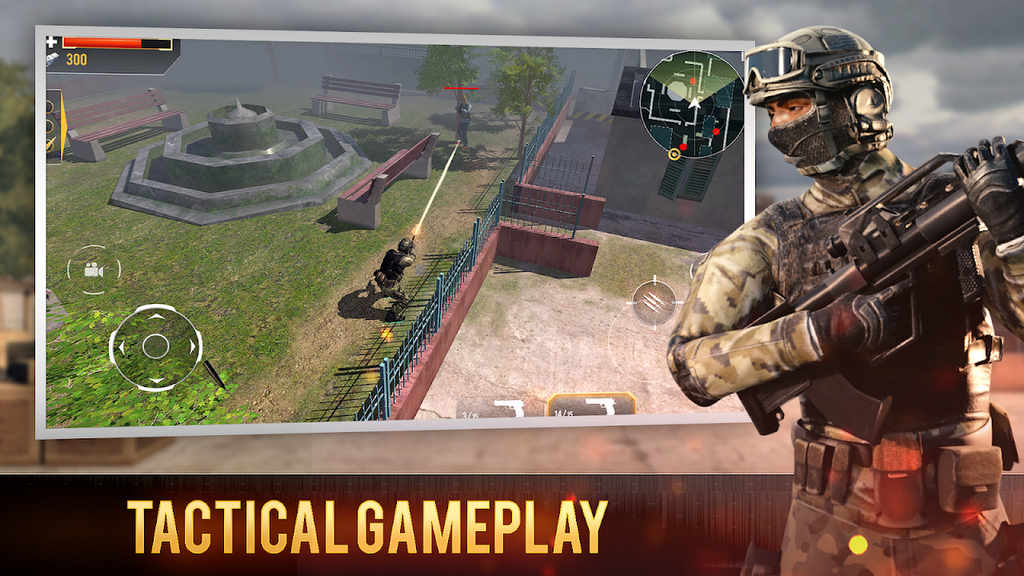 Ace Commando Apk