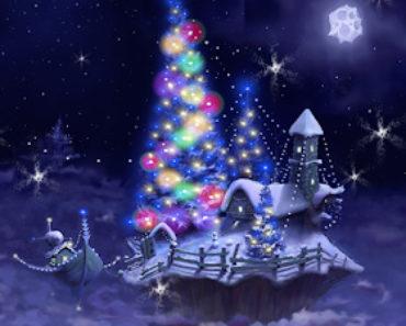 Christmas Snow Fantasy Live Wallpaper Full Apk