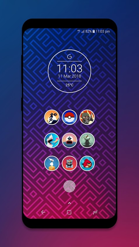 Circo Icon Pack Apk
