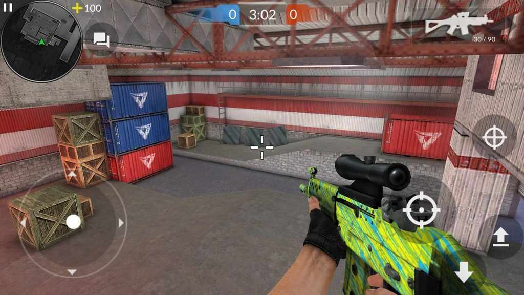 Critical Strike Mod Apk