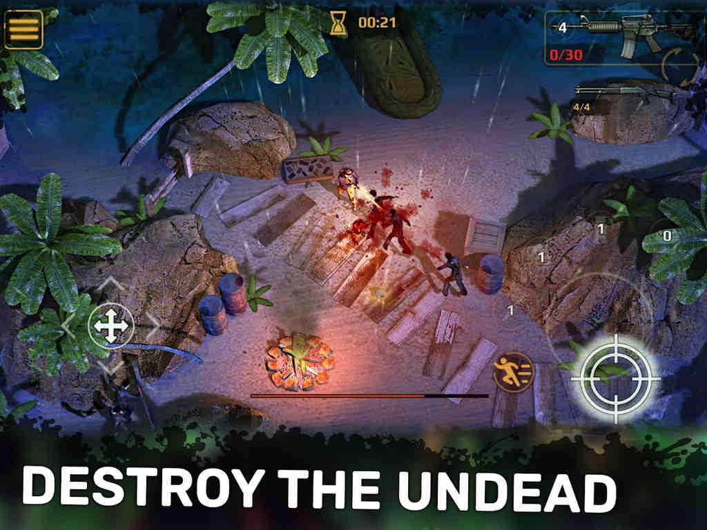 DEAD PLAGUE: Zombie Outbreak Mod Apk