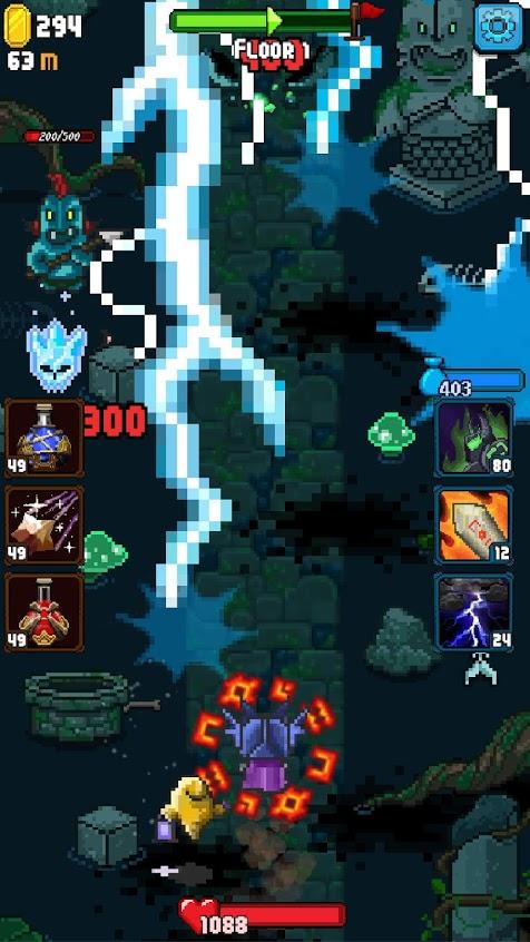 Dash Quest Mod Apk
