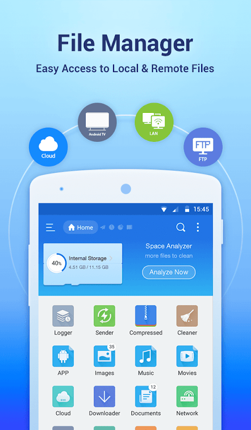 ES File Explorer File Manager Apk