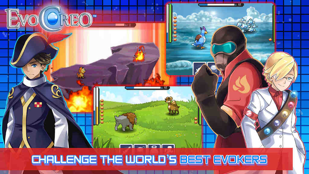 EvoCreo Full Apk Mod Game V1.8.0 Unlimited Money