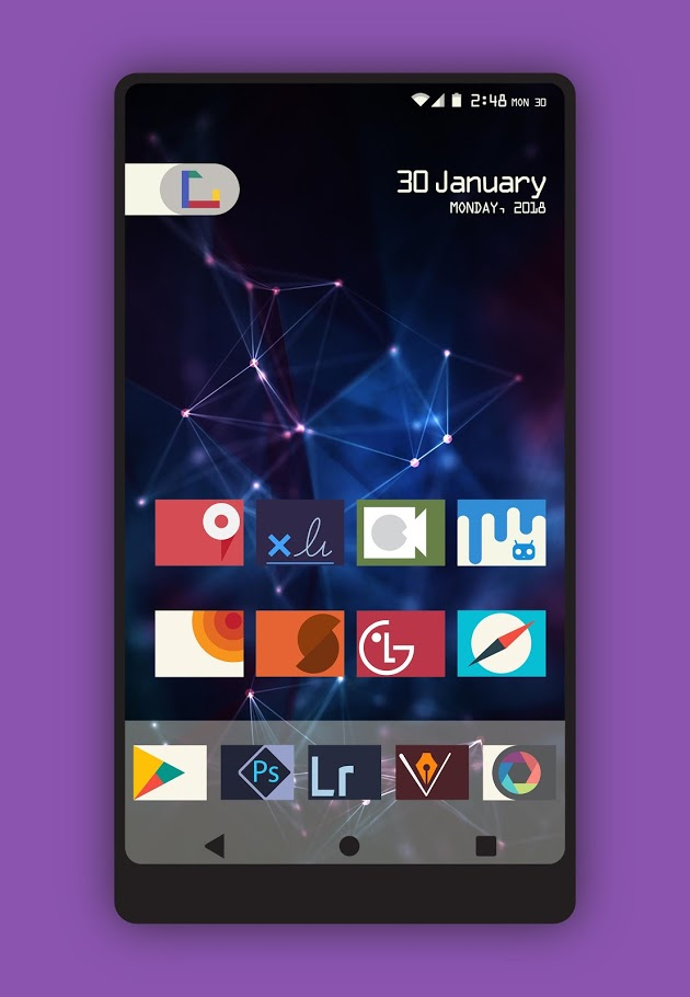 Flax - Icon Pack Apk