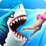 Hungry Shark World Mod Apk + Obb v3.3.11 Full