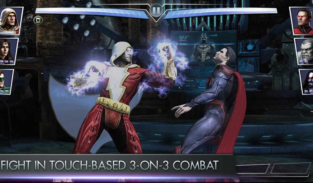 Injustice Gods Among Us Apk Unlimited Money And Energy