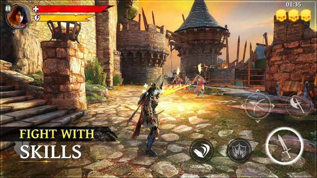 Iron Blade Medieval Legends Apk