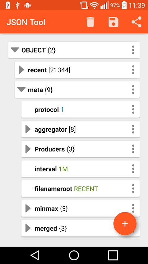 JSON Tool - Editor & Viewer Apk