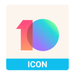 MIUI 10 - Icon Pack Apk Download v1.1 Patched