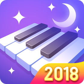 Magic Piano Tiles 2018 Mod Apk